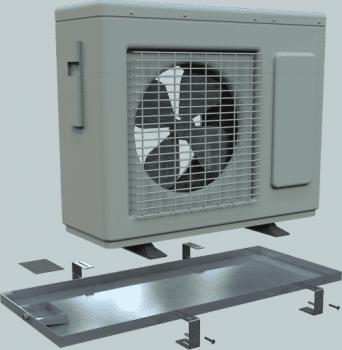 aur p3 lprotektor auffangwanne lwanne wasserschutz engelhardt k lte klima gmbh. Black Bedroom Furniture Sets. Home Design Ideas