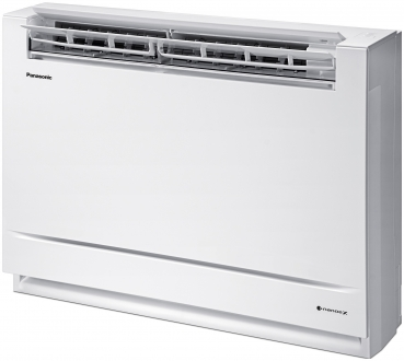Panasonic CS-Z35UFEAW Mini-Standtruhe - Neues Modell mit R32 - 3,5kW