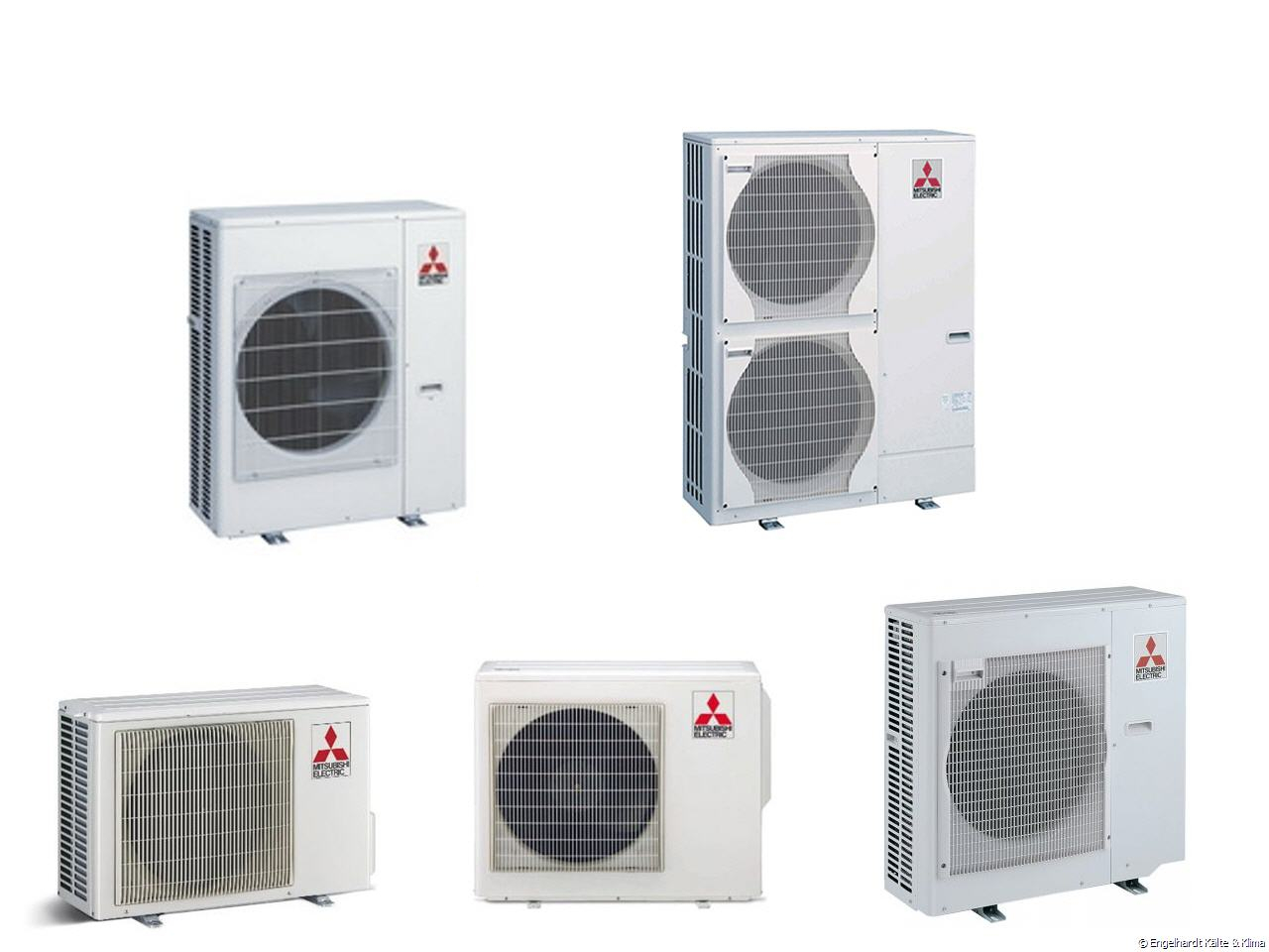 multi mitsubishi system msz outdoor example mxz compressor wall unit air kw indoor only cooling conditioner inverter heating room ge head mounted split